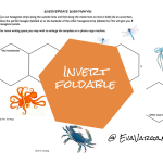invertebrate foldable