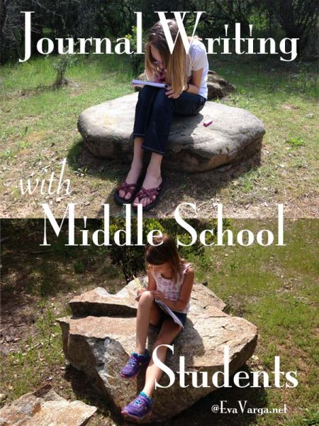 Journal Writing with Middle School Students @EvaVarga.net
