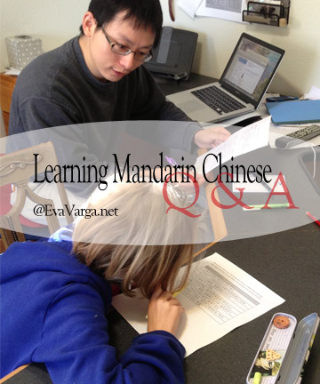 learning mandarin q&a