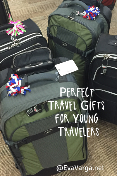 Perfect Travel Gifts for Young Adventurists & Travelers