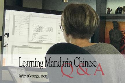 mandarin q&a