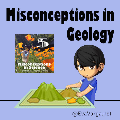 Misconceptions in Geology @EvaVarga.net