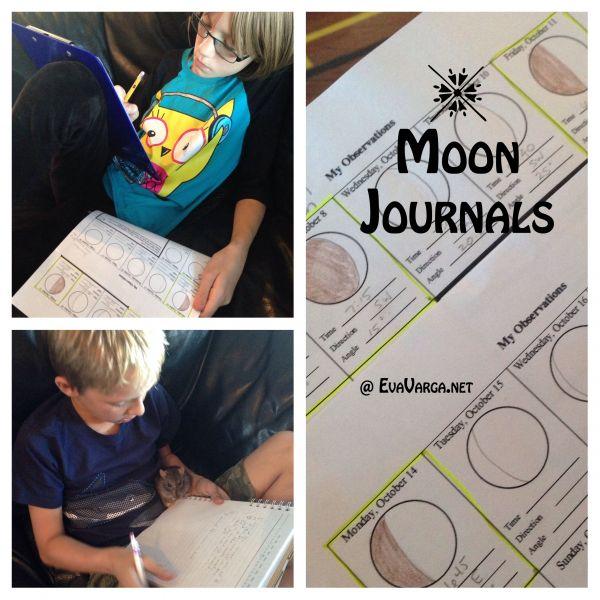 moon jounals
