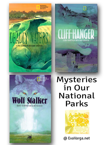 mysteries national parks