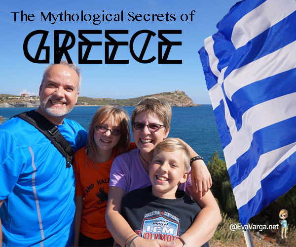 mythological secrets greece