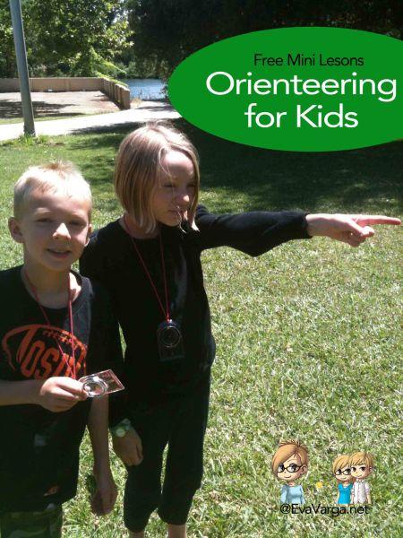 Free Orienteering Lessons