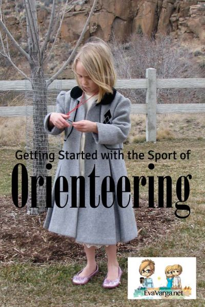 Getting Started with the Sport of Orienteering @EvaVarga.net