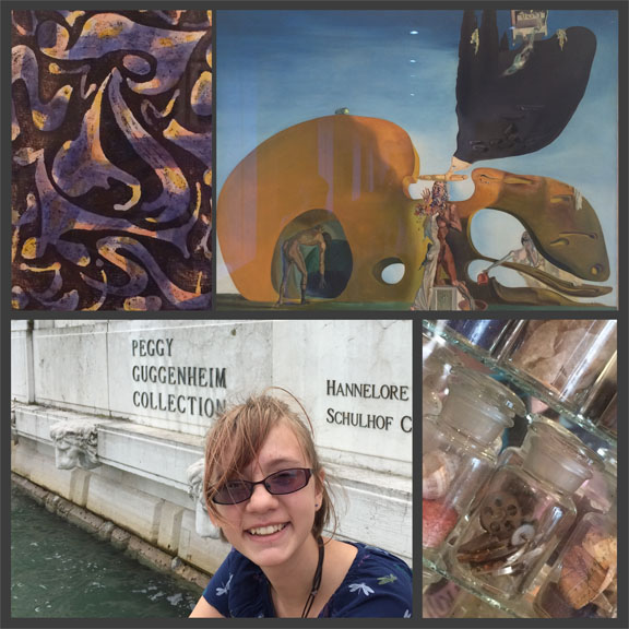 Peggy Guggenheim Collection: Must See Art Museums Around the World @EvaVarga.net