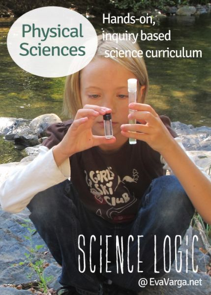 Physical Sciences: Science Logic Curriculum