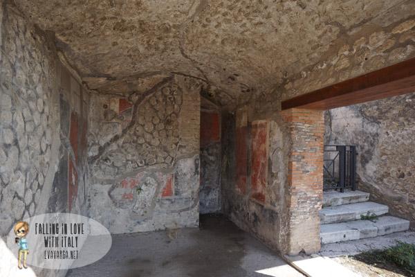 pompeii home