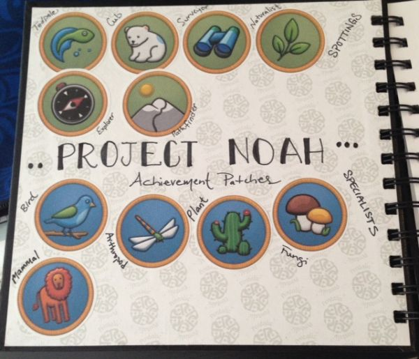 project noah patches