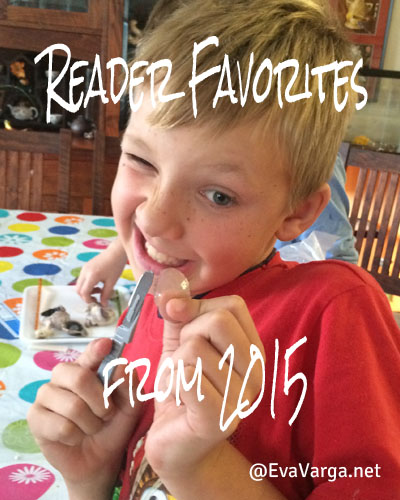 Reader Favorites from 2015 @EvaVarga.net
