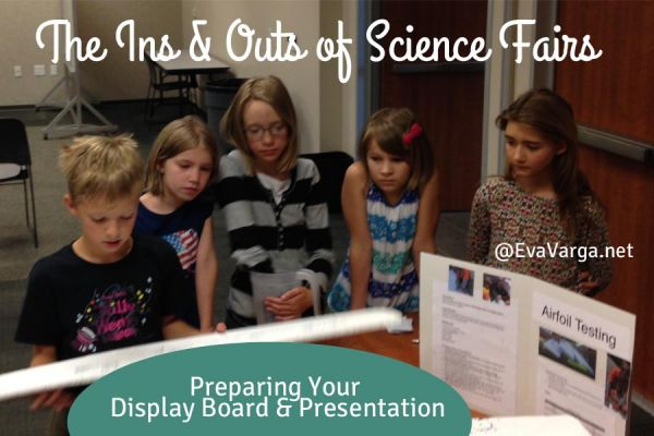 science fair display board