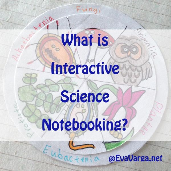 What is Science Notebooking @EvaVarga.net