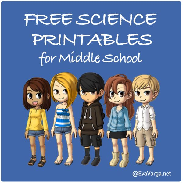 scienceprintables