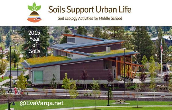 Soils support urban life do your part with rain gardens for Soil support