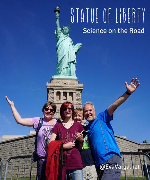 Science of the Statue of Liberty @EvaVarga.net