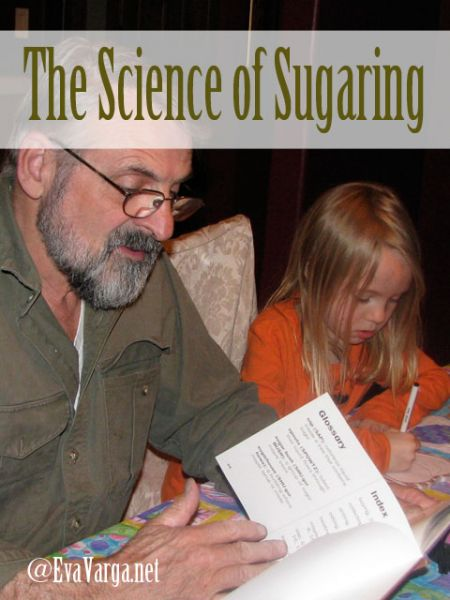 reading up on sugaring