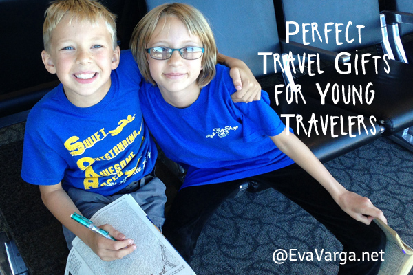 Perfect Travel Gifts & Tips for Young Adventurists & Travelers