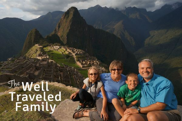 Our Well Traveled Family @EvaVarga.net