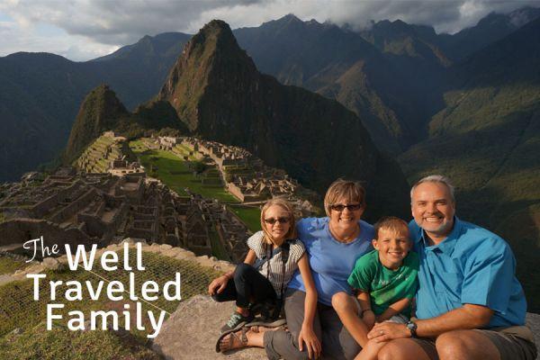 Our Well Traveled Family @EvaVarga.net