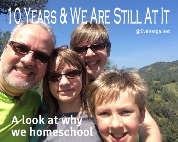Why We Homeschool @EvaVarga.net