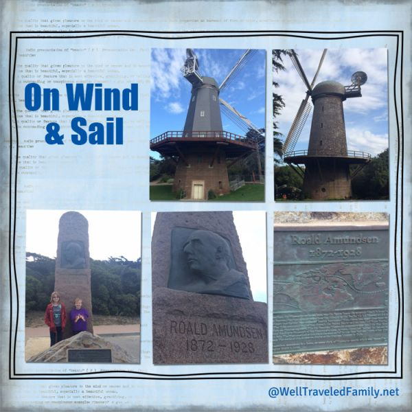On Wind & Sail: Letterboxing in San Francisco @WellTraveledFamily.net