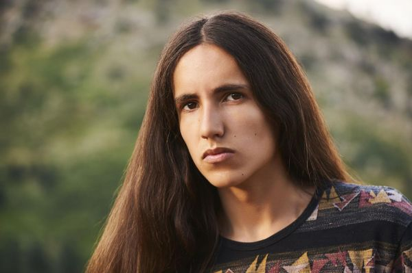 Image of youth activist Xiuhtezcatl Martinez